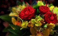 3D Red Roses Wallpaper  4 Desktop Background