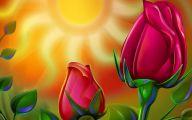 3D Red Roses Wallpaper  8 Cool Wallpaper
