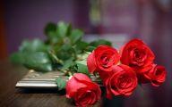 3D Red Roses Wallpaper  9 Widescreen Wallpaper