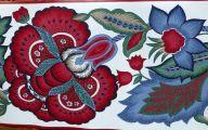 9 Red Flower Wallpaper Border  16 Cool Hd Wallpaper
