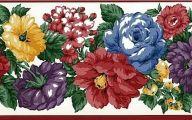 9 Red Flower Wallpaper Border  17 Free Hd Wallpaper