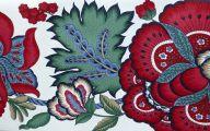 9 Red Flower Wallpaper Border  28 High Resolution Wallpaper