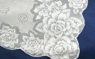 Antique Green Rose  9 Background Wallpaper