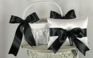 Black Flower Girl Basket  24 Widescreen Wallpaper