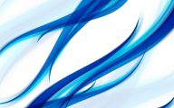 Blue And White Flower Wallpaper  8 Background