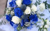 Blue And White Rose Wallpaper  3 High Resolution Wallpaper