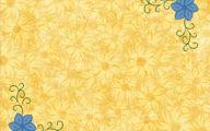 Blue And Yellow Flower Wallpaper  15 Cool Hd Wallpaper