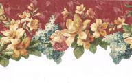 Blue Rose Wallpaper Border  38 Widescreen Wallpaper