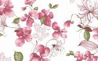 Flower Wallpaper Vintage  6 Cool Wallpaper