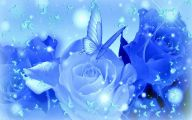 Light Blue Roses Wallpaper  3 Free Wallpaper