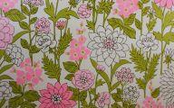 Pink And Green Flower Wallpaper  13 Widescreen Wallpaper