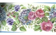 Pink Rose Wallpaper Border  20 Cool Wallpaper