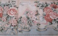 Pink Rose Wallpaper Border  6 Cool Wallpaper