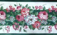 Pink Rose Wallpaper Border  8 Cool Hd Wallpaper