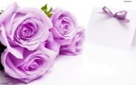 Purple Flower Wallpaper Background Borders  1 High Resolution Wallpaper