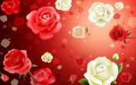 White Roses Wallpapers For Desktop  5 Background