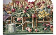 Yellow Flower Wallpaper Border  27 High Resolution Wallpaper