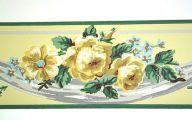 Yellow Rose Wallpaper Border  28 Cool Wallpaper