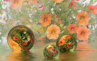 3D Flower Wallpapers For Desktop  20 Widescreen Wallpaper