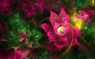 3D Flower Wallpapers For Desktop  24 Free Hd Wallpaper