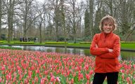 Black Tulip Flowers Kenya  41 Widescreen Wallpaper