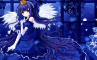 Blue Flower Anime  12 Free Wallpaper