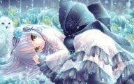 Blue Flower Anime  20 Cool Wallpaper