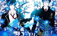Blue Flower Anime  7 Cool Wallpaper