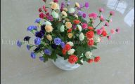 Cheap White Rose Artificial Flower Bush  16 High Resolution Wallpaper