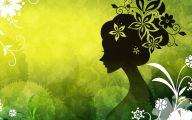 Green Flowers Com  12 High Resolution Wallpaper