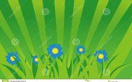 Green Flowers Dream  22 Cool Wallpaper