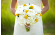 Pink And Yellow Rose Wedding Flowers  3 Free Wallpaper
