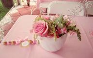 Pink Flower Arrangements For Baby Shower  12 Desktop Background