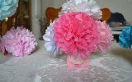 Pink Flower Arrangements For Baby Shower  16 Cool Wallpaper