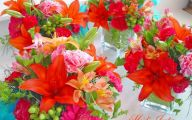 Pink Flower Arrangements For Baby Shower  22 Hd Wallpaper