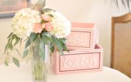 Pink Flower Arrangements For Baby Shower  3 Free Wallpaper