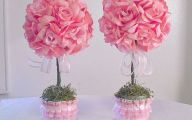 Pink Flower Arrangements For Baby Shower  4 Free Wallpaper