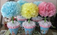 Pink Flower Arrangements For Baby Shower  7 Free Hd Wallpaper