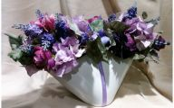 Purple Flower Arrangements  19 Free Hd Wallpaper