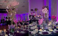 Purple Flower Arrangements Centerpieces  11 Widescreen Wallpaper