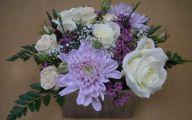 Purple Flower Arrangements Centerpieces  13 Hd Wallpaper