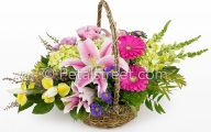 Purple Flower Arrangements For Funeral  1 Free Hd Wallpaper
