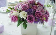 Purple Flower Arrangements For Weddings  13 Free Wallpaper