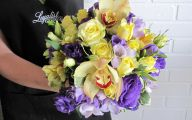 Purple Flower Arrangements For Weddings  16 Widescreen Wallpaper