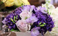 Purple Flower Arrangements Pinterest  17 Wide Wallpaper