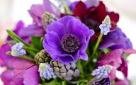 Purple Flower Arrangements Pinterest  28 Wide Wallpaper