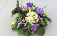 Purple Flower Arrangements Pinterest  9 Hd Wallpaper
