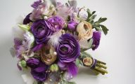 Purple Rose Flower Arrangements  12 Cool Wallpaper