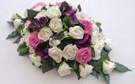 Purple Rose Flower Arrangements  19 Hd Wallpaper