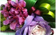 Purple Rose Flower Arrangements  29 Desktop Wallpaper